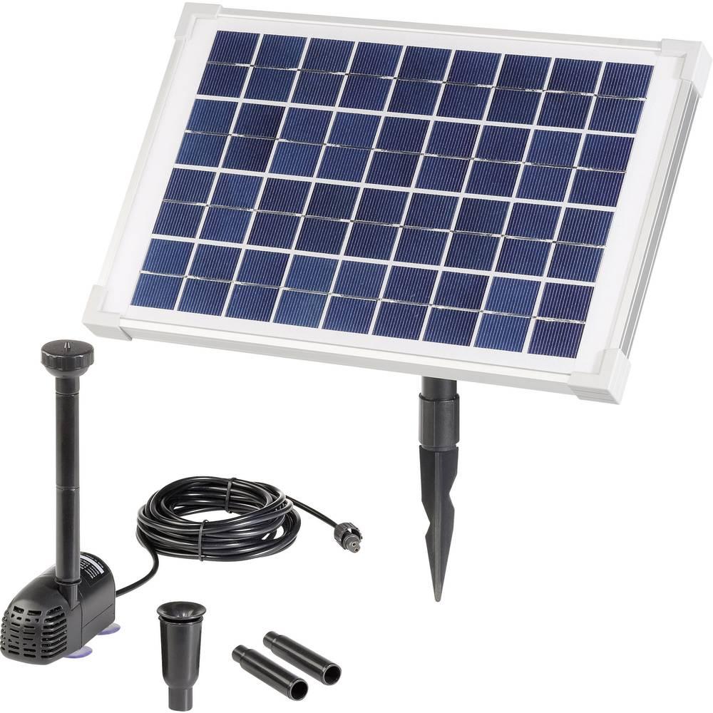 Solarna pumpa za ribnjak Renkforce, 10 W