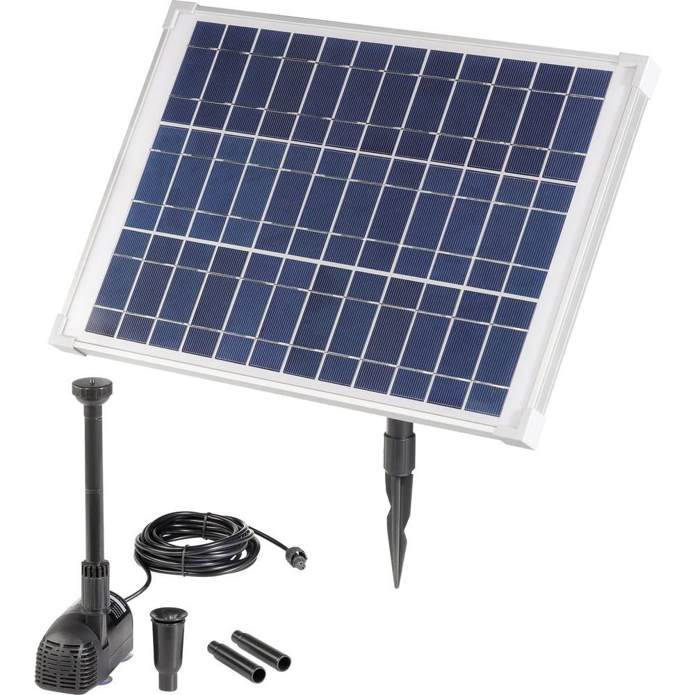 Solarna pumpa za ribnjak Renkforce, 20 W