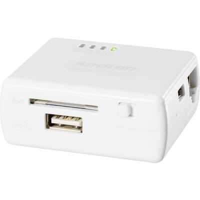 WiFi data reader Apotop Wi-Reader Compatible with: iOS