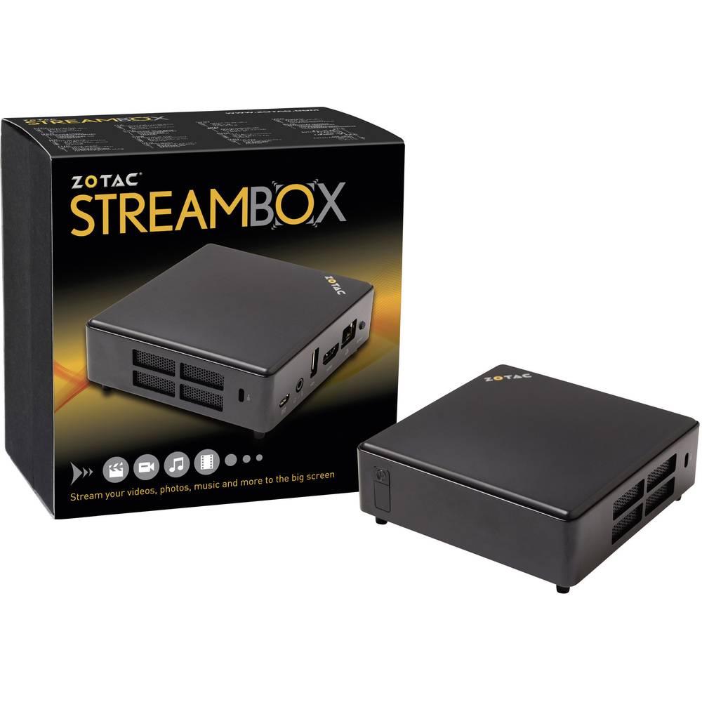 External graphics card Zotac ZT-SBOX-DM01 No  of
