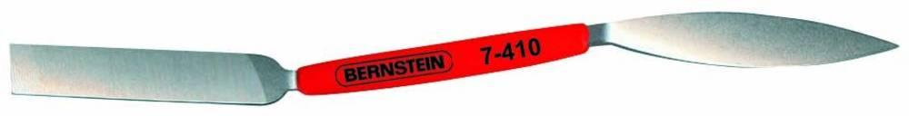 Bernstein lancetna lopatica, široka 16 mm 7-410