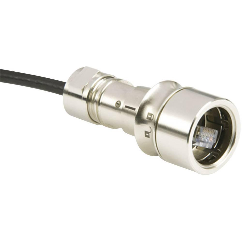 Prilagodljivi-vtični konektor, kovinska PXM6034/B ESKA Bulgin PXM6034/B 1 kos
