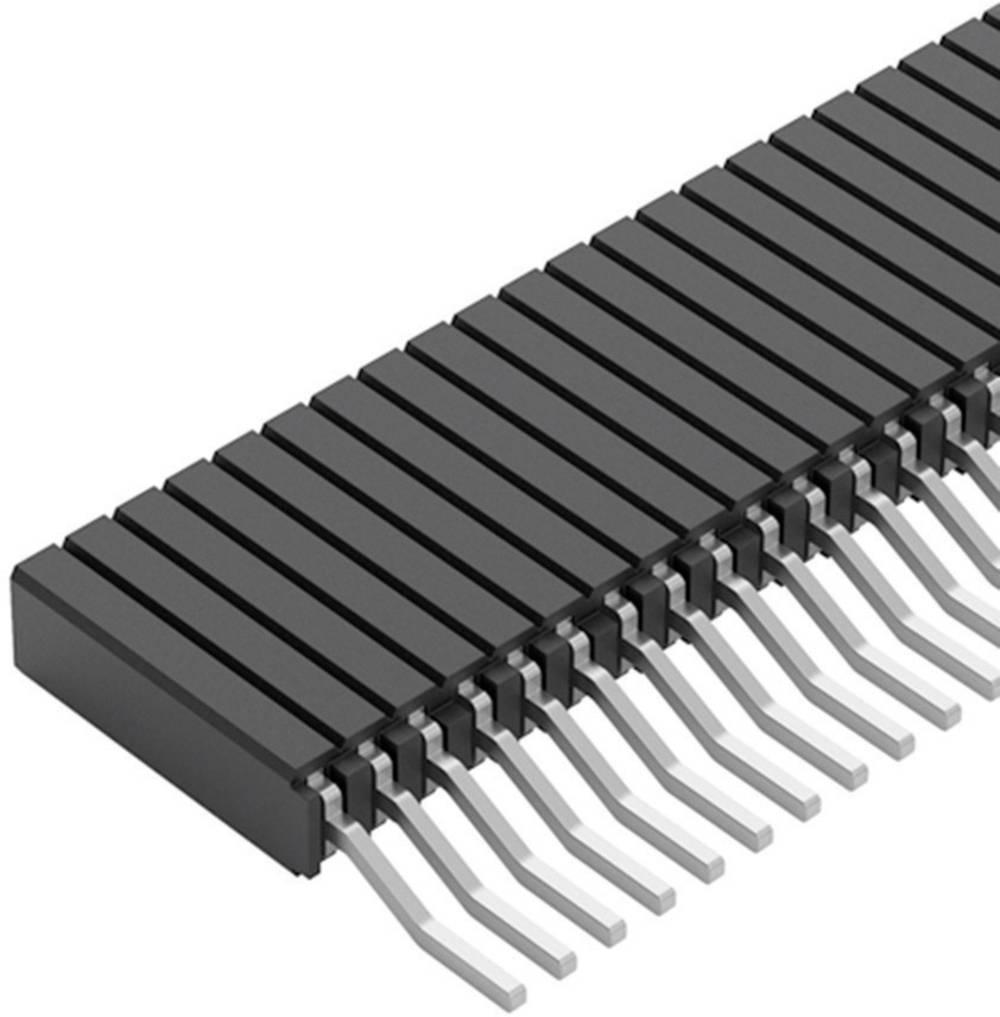Bøsningsliste (standard) Fischer Elektronik BLM 3 SMD/ 20/Z 1 stk
