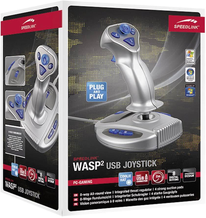 Speedlink Wasp2 Joystick Driver for Windows Mac