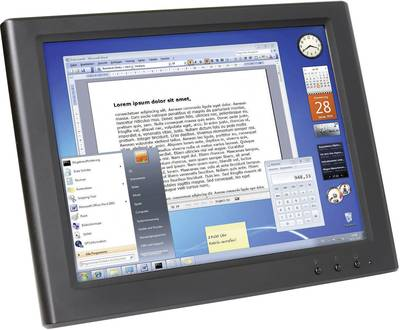 "Kraemer Automotive V800 Touchscreen 20.3 cm (8 "") 800 x 600 pix 4:3 USB"