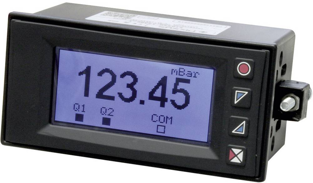Termostat Wachendorff UA964801 K, S, R, J, T, E, N, B, Pt100, Pt500, Pt1000, Ni100, PTC1K, NTC10K (D x Š x V) 53 x 96 x 48 mm