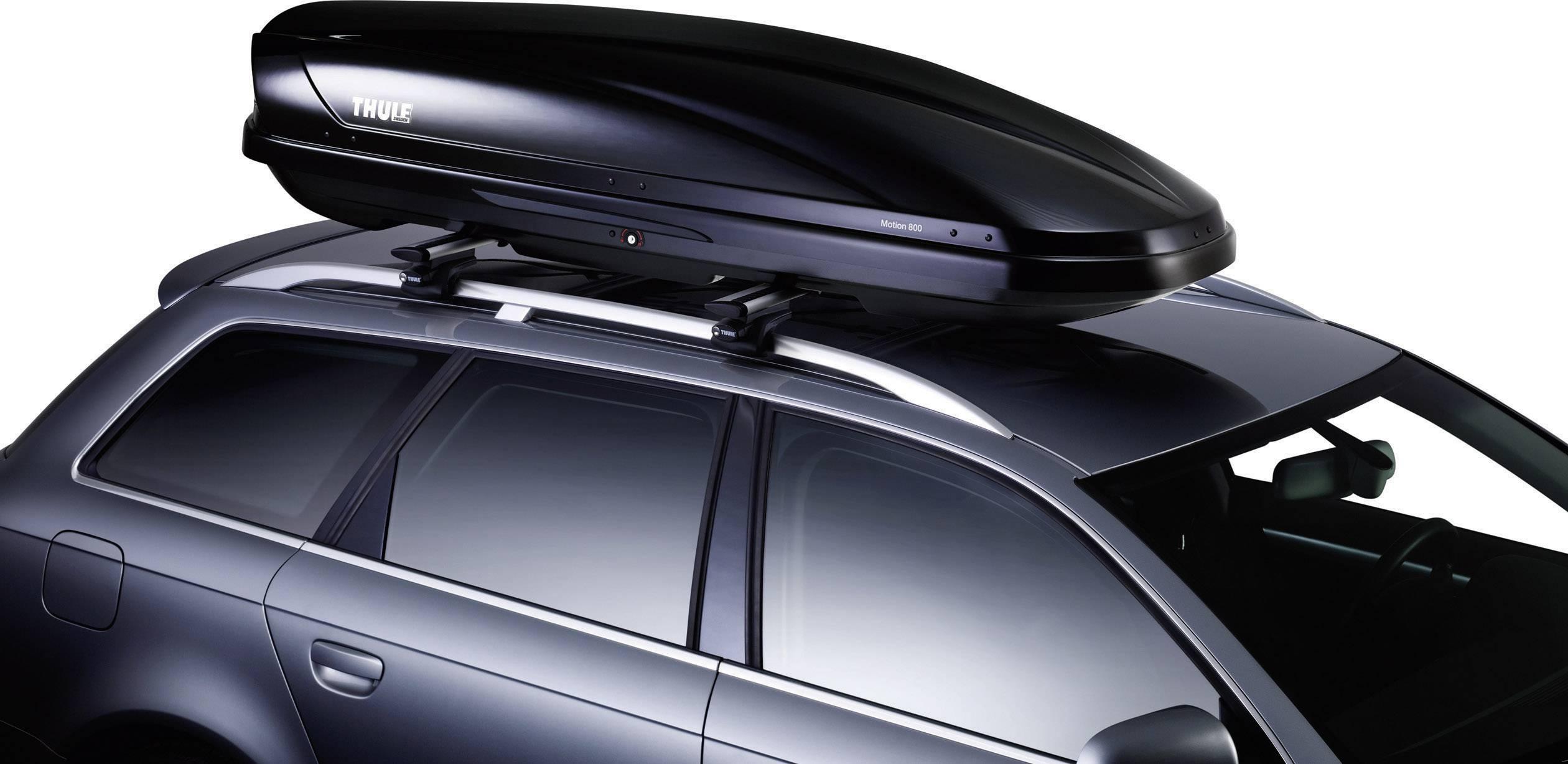 Thule Car Roof Box 460 L Motion Xl Black Glossy Motion 800 Black Glossy Conrad Com