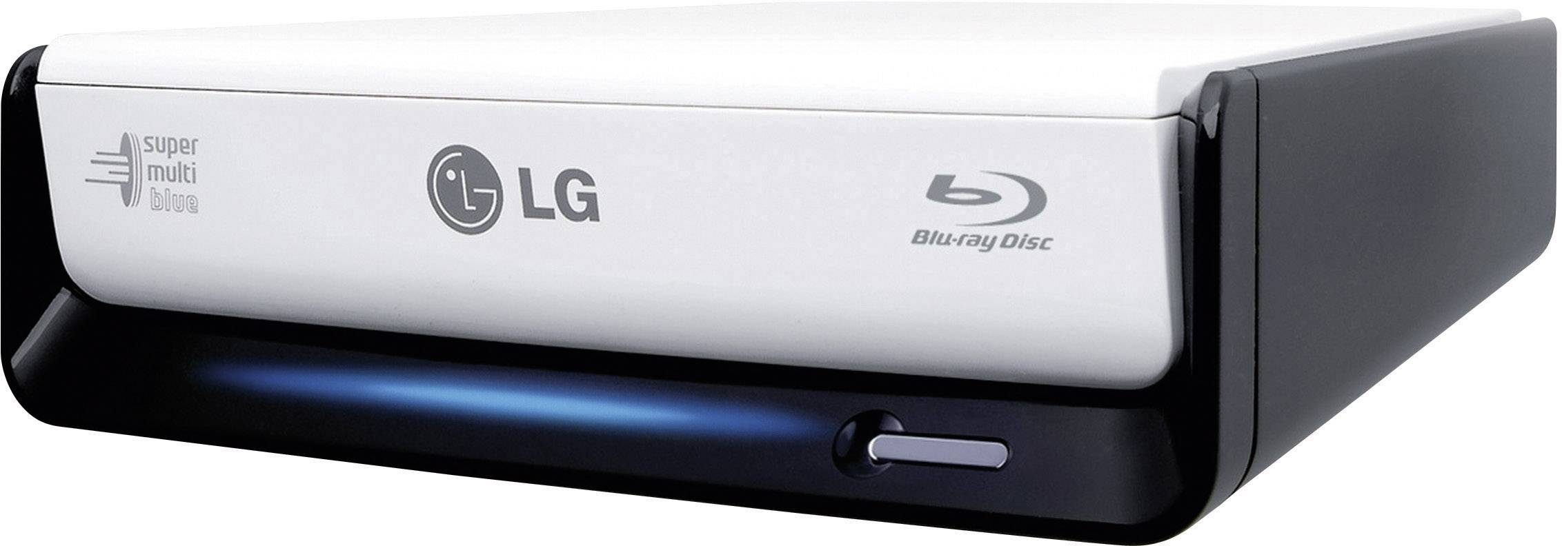 LG BE12LU30 Blu-ray Drive Update
