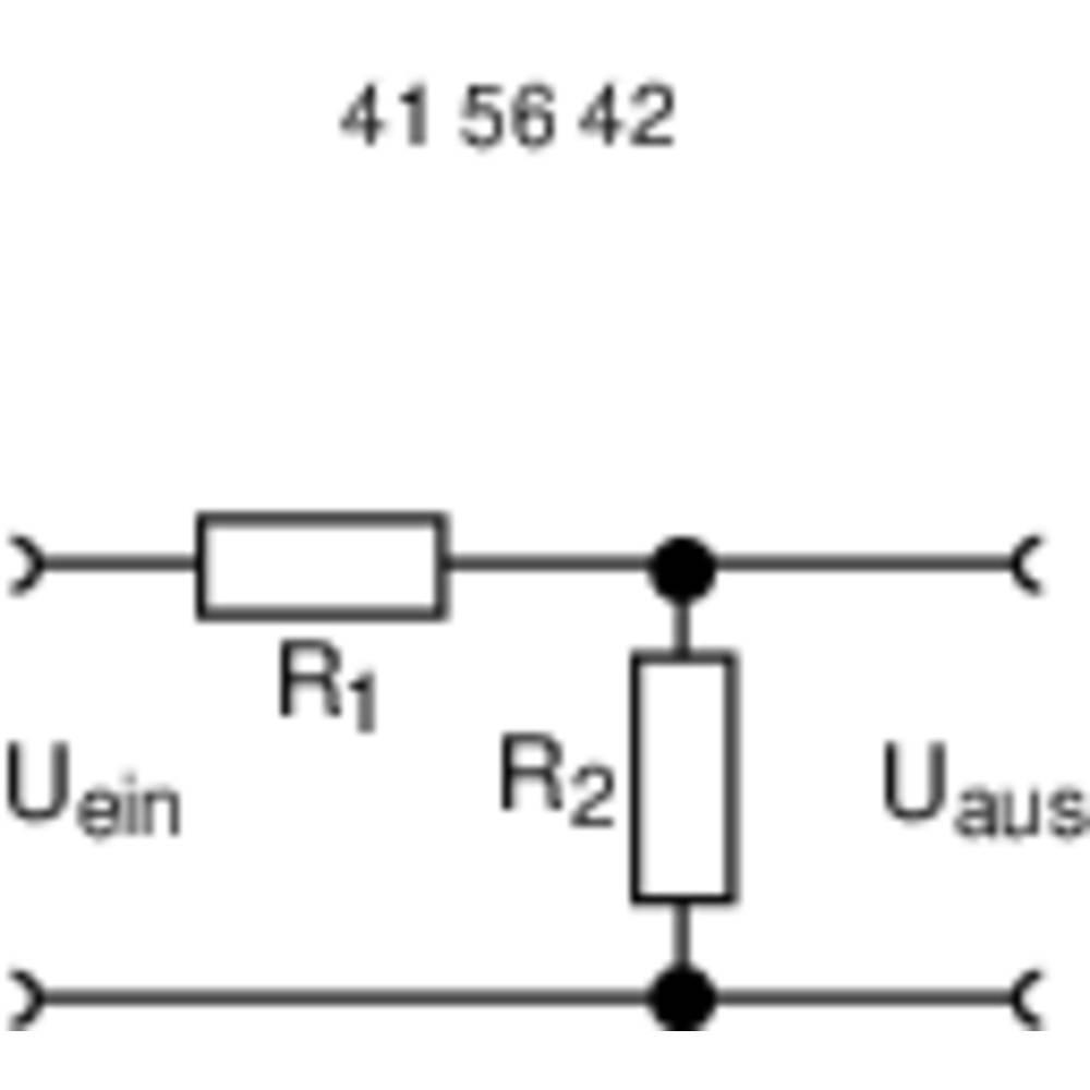 Voltage Divider Pb Fastener Bp 0207 Tk 50 900k 1 Pcs From Potential Circuit