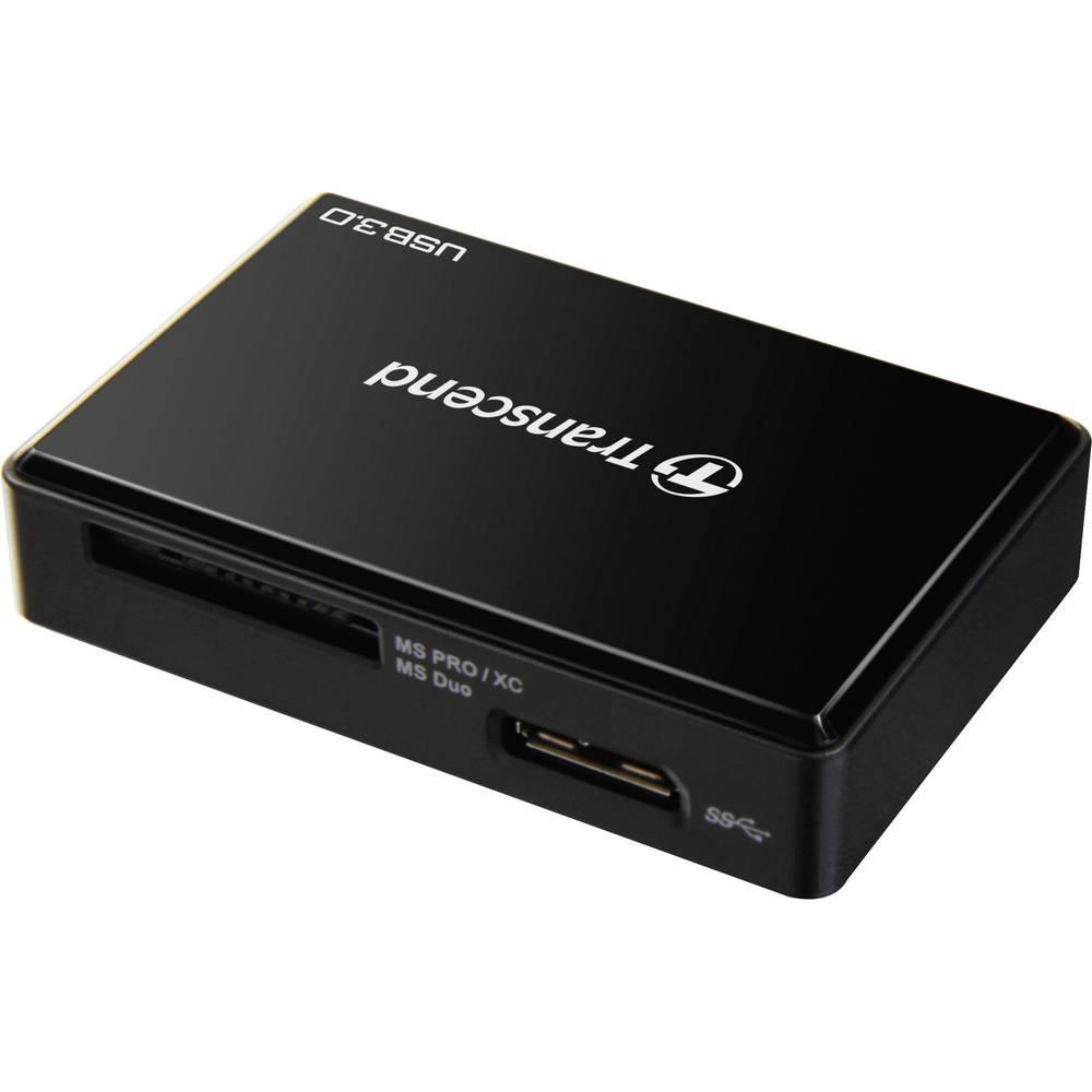 External memory card reader USB 3.0 Transcend TS-RDF8K ...