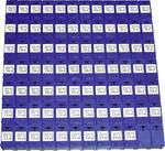 Samsung Electro-Mechanics A094224/1 Thin film resistor (set) SMD 0805 0.125 W 1860 pc(s)