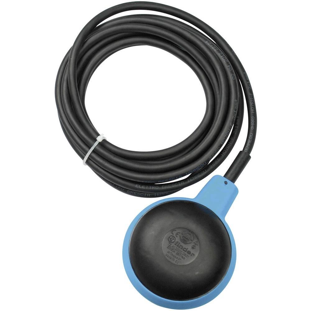 Plavajoči preklopni senzor Finder 72.A1.0.000.0500 za nečisto vodo