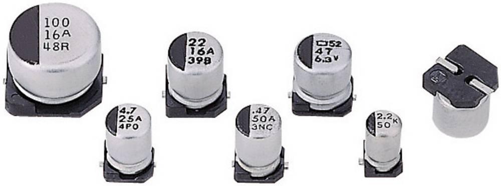 SMD-Elektrolitski kondenzator50 V/DC 1F 20 %