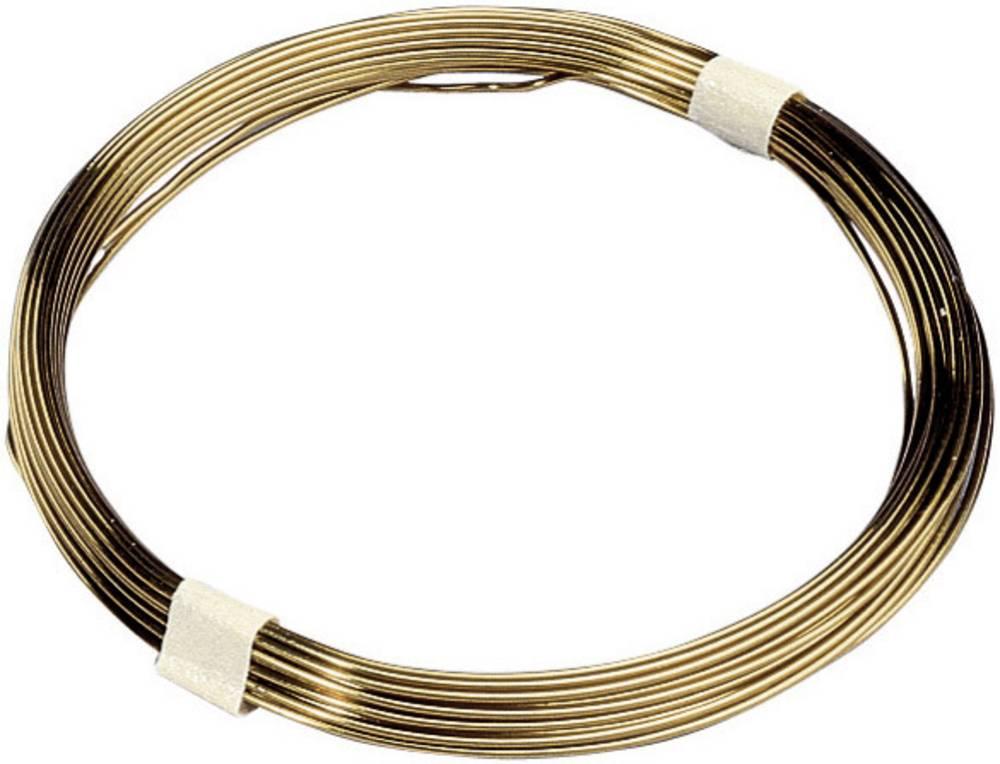 Žični otpornik 5 Ohm/m promjer žice 0.35 mm dužina 5 m