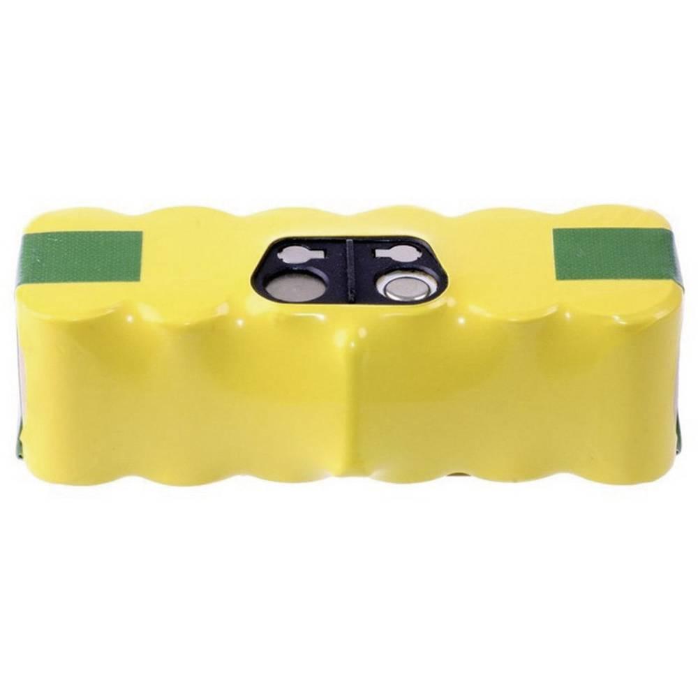 Baterija za usisavač Conrad energy zamjenjuje originalnu bateriju Roomba 500 D 14.4 V 3300 mAh