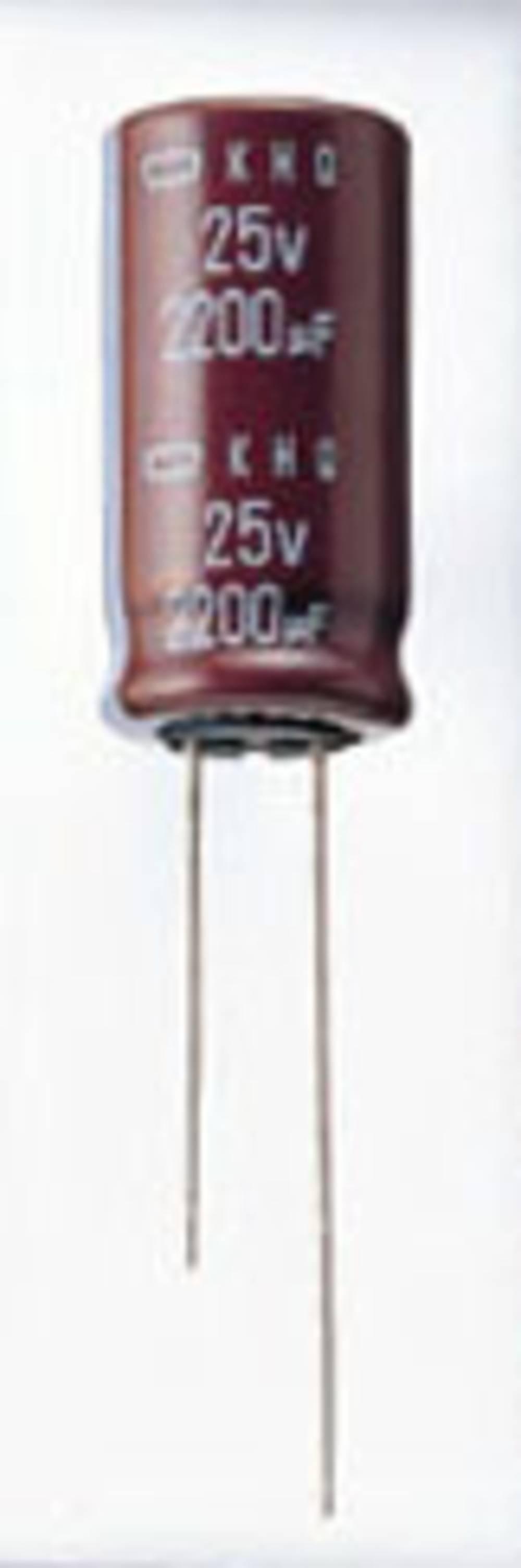 Elektrolitski kondenzator, radijalno ožičen 10 mm 8200 µF 50 V 20 % (promjer x D) 35 mm x 30 mm Europe ChemiCon EKMQ500VSN