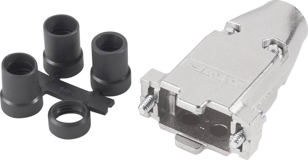 D-SUB ohišje, število polov: 50 kovinska 180 ° srebrne barve TE Connectivity AMPLIMITE HDP-20 1 kos