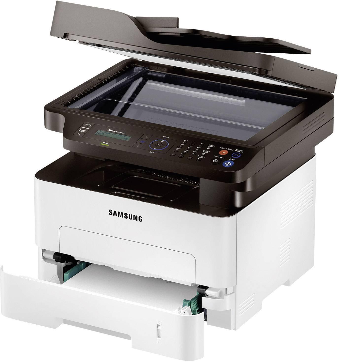 Samsung Xpress M2875FD MFP Universal Print Drivers for Windows XP