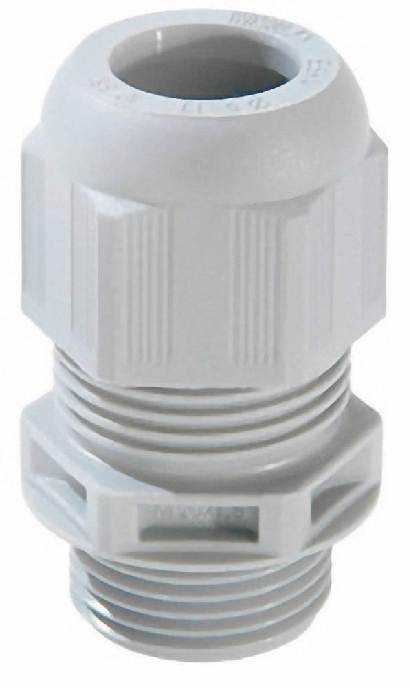 Kabelska uvodnica M40 poliamid, svetlo sive barve (RAL 7035) Wiska ESKV-F- 40 10 kosov