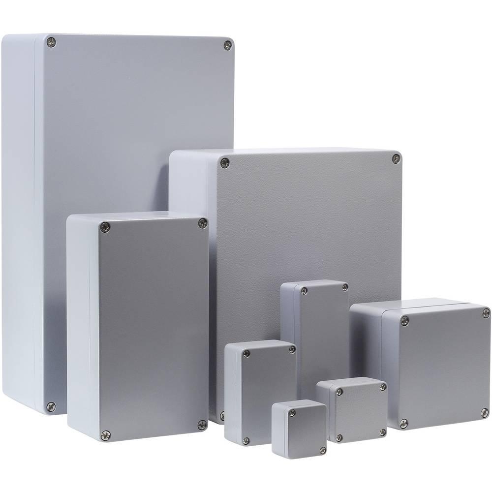 Bernstein AG CA-270-Univerzalno kućište, aluminij, srebrno sivo (RAL 7001), 160x160x90mm 1270000000
