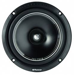Auto-subwoofer-chassis Phonocar 2/645 4 Ohm 165 mm 200 W