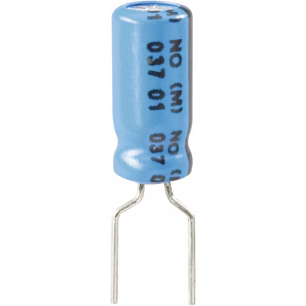 Vishay standardni elektrol.kondenzator Elko 2222 037 38478 (OxV) 5 mm x 11 mm raster 5 mm