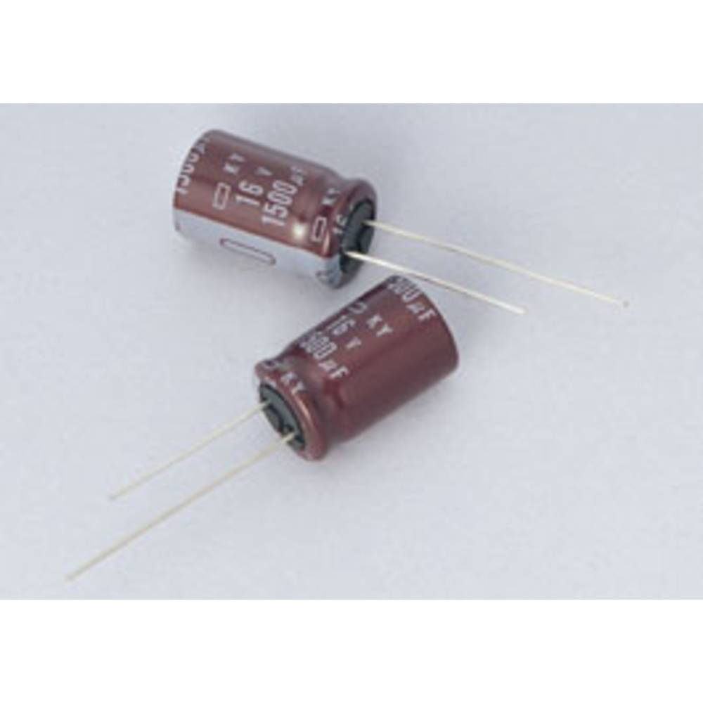 Elektrolitski kondenzator, radijalno ožičen 5 mm 3300 µF 10 V/DC 20 % (promjer x D) 12.5 mm x 25 mm Europe ChemiCon EKY-25