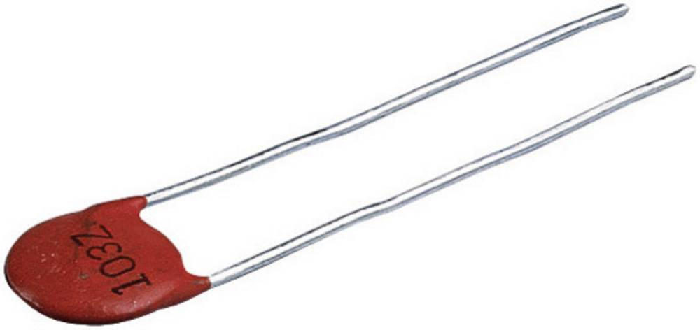 Keramički Scheibenkondenzator 22000 pF 500 V 20 % () 12 mm 1000 kom