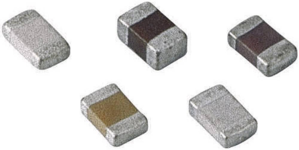 SMD Mnogoslojeviti kondenzator, izvedba 0805 50 V 4.7 pF 25%