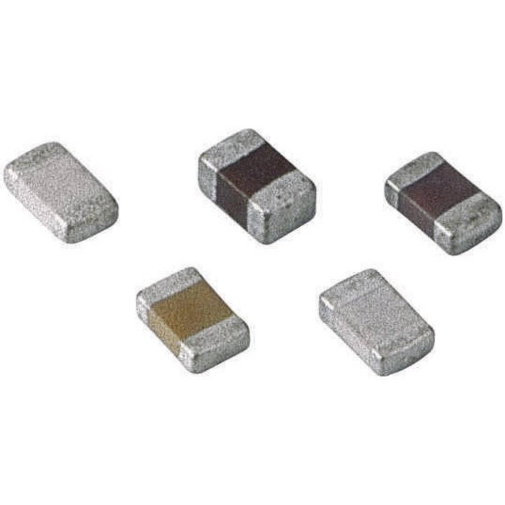 SMD Mnogoslojeviti kondenzator, izvedba 0805 50 V 0.01F 10 %