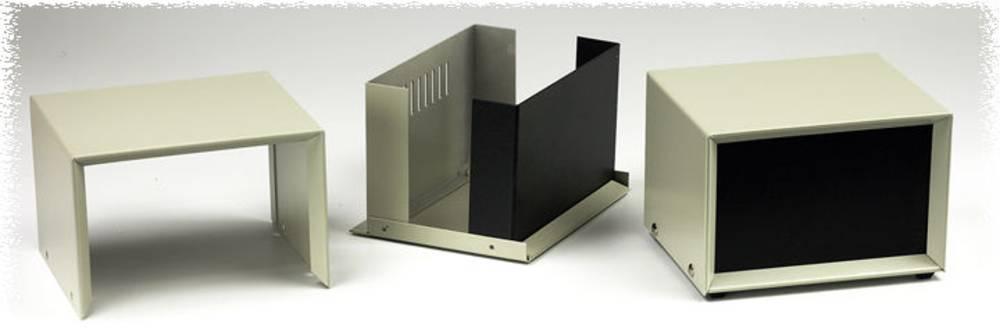 Instrumentkabinet 305 x 152 x 102 Stål Hvid Hammond Electronics 1426S 1 stk