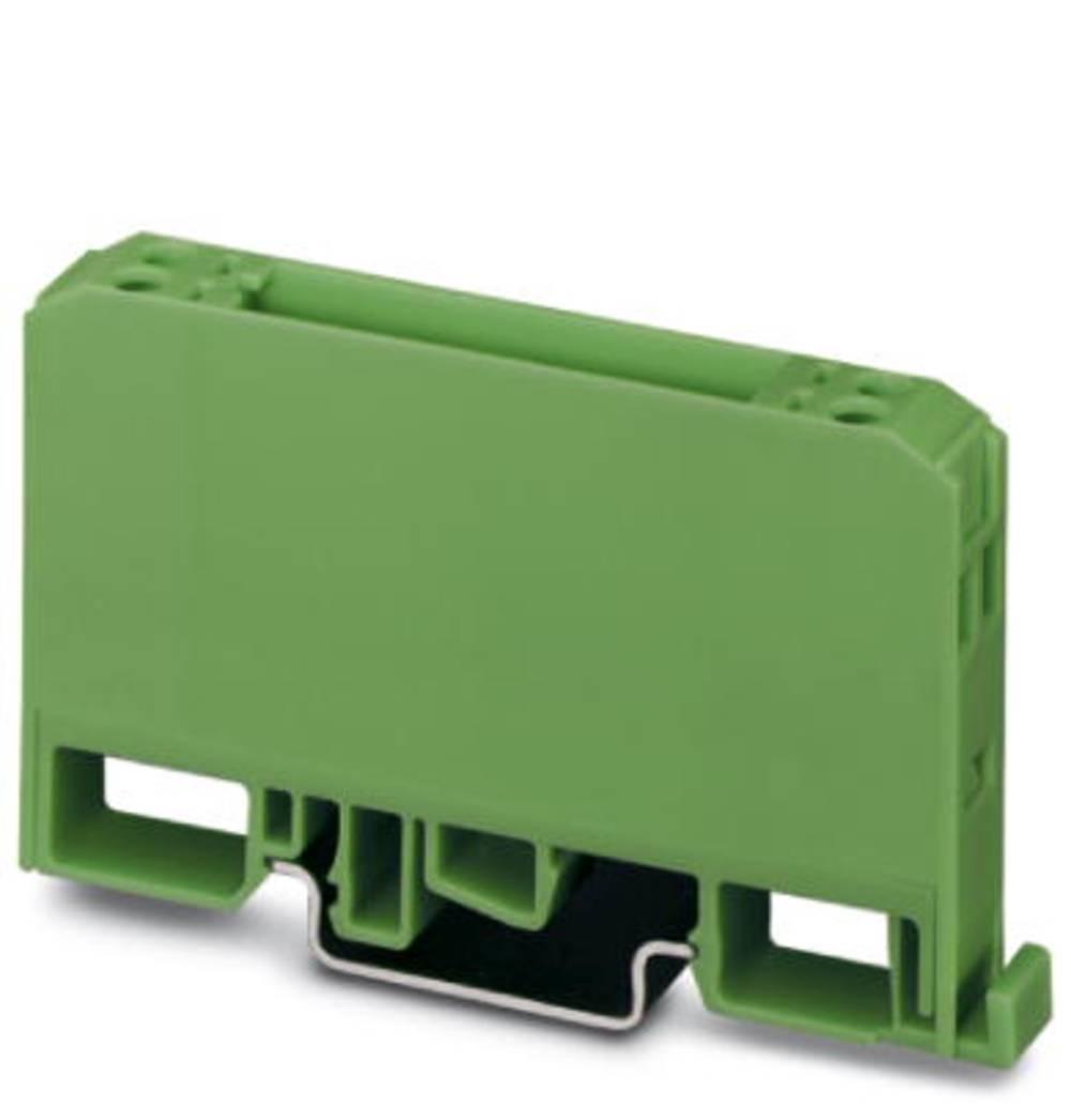 DIN-skinnekabinet dæksel Phoenix Contact EMG125-H 15MM KLAR 125 x 15 5 stk