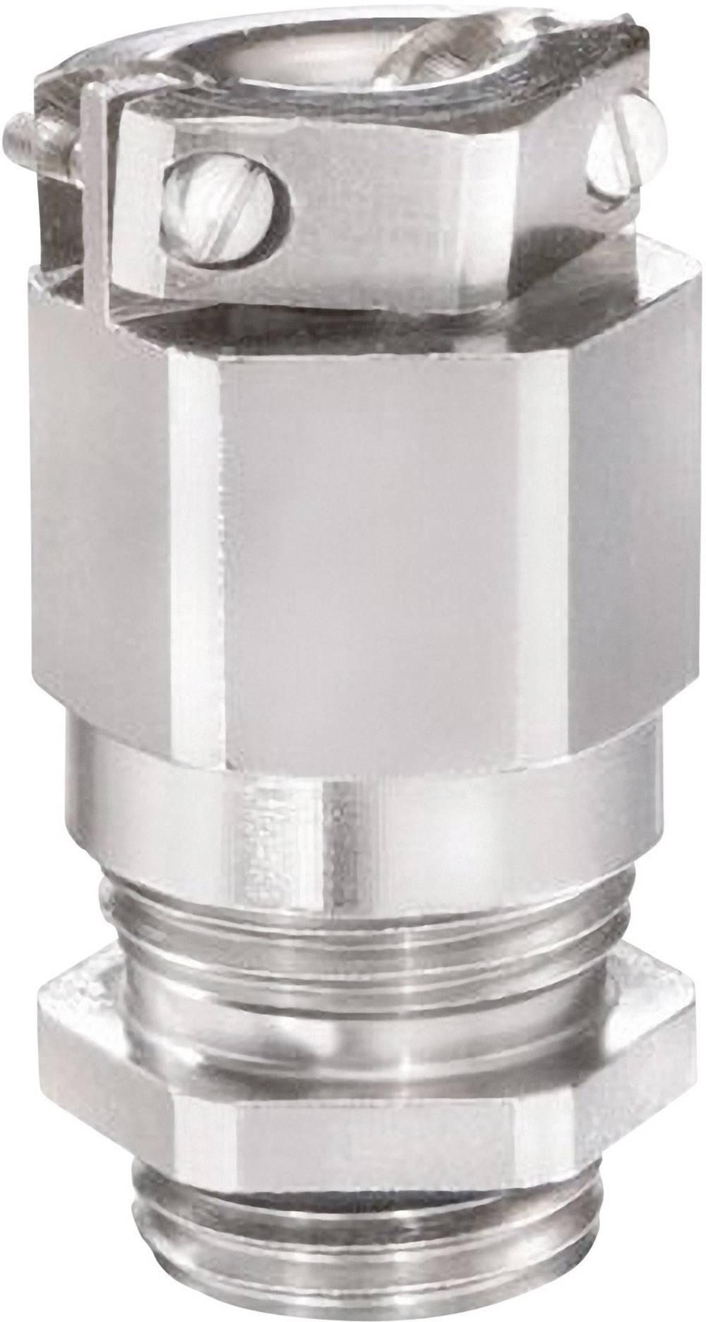 Kabelforskruning Wiska EMSKVZ16 M16 Messing Messing 50 stk