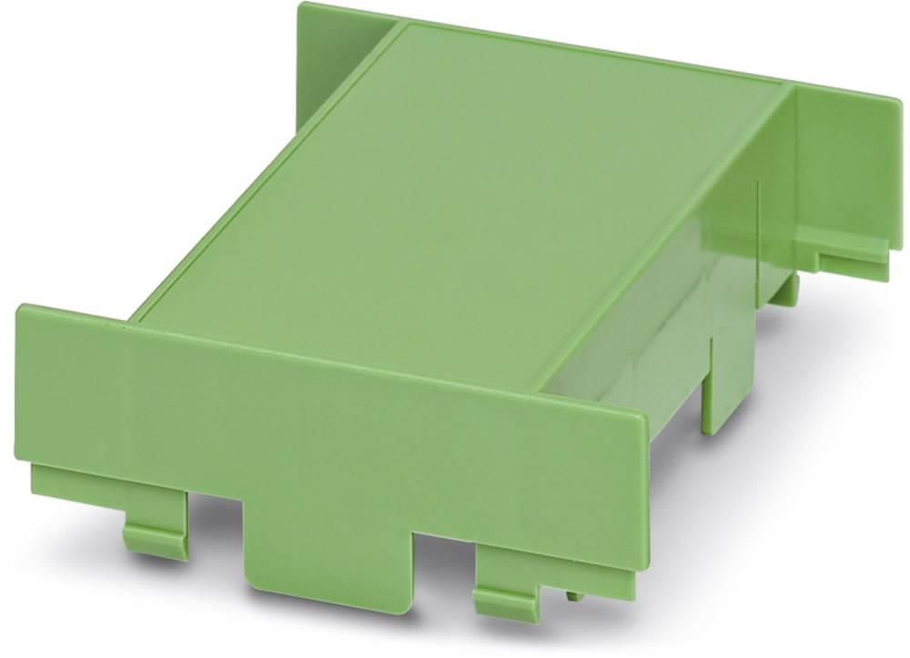 DIN-skinnekabinet dæksel Phoenix Contact EG 90-A/PC GN Plast 10 stk