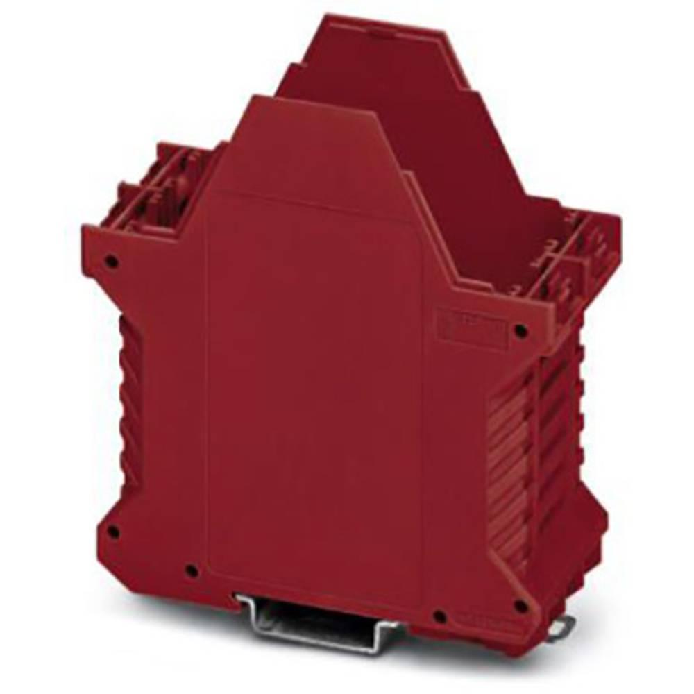DIN-skinnekabinet underdel Phoenix Contact ME 45 UTG RD Polyamid 10 stk