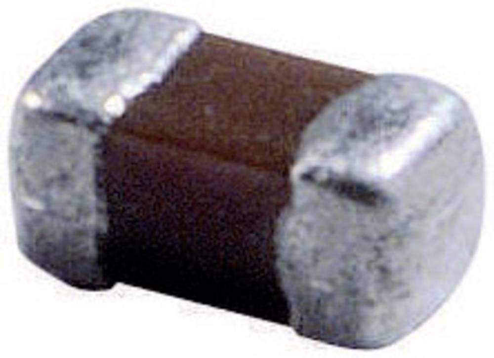 SMD Mnogoslojeviti kondenzator, izvedba 0603 82 pF 50 V 5 %