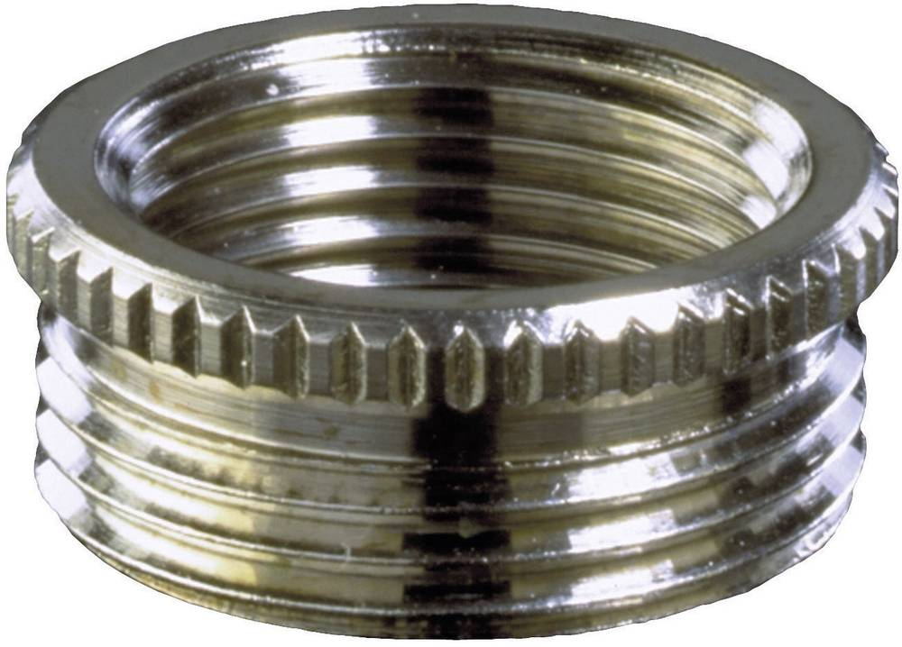 Kabelforskruning reduktion Wiska 10063942 M16 Messing 100 stk