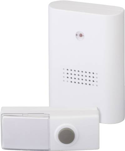 Image of Wireless door bell Complete set Heidemann 70800 HX One