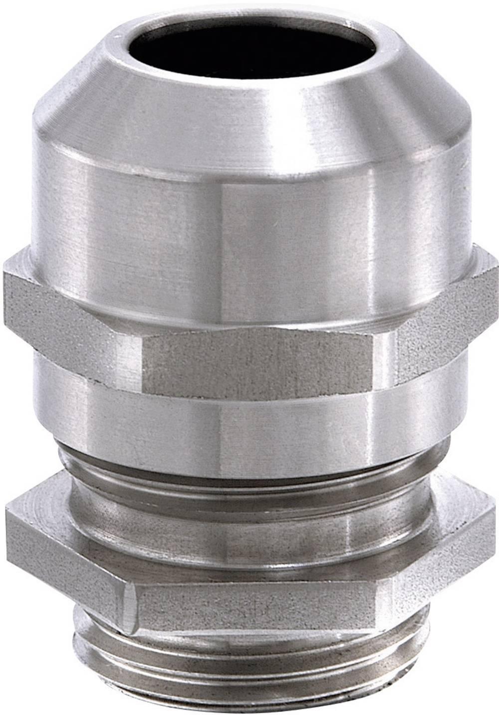 Kabelforskruning Wiska ESSKV 20 M20 Rustfrit stål Rustfrit stål 10 stk