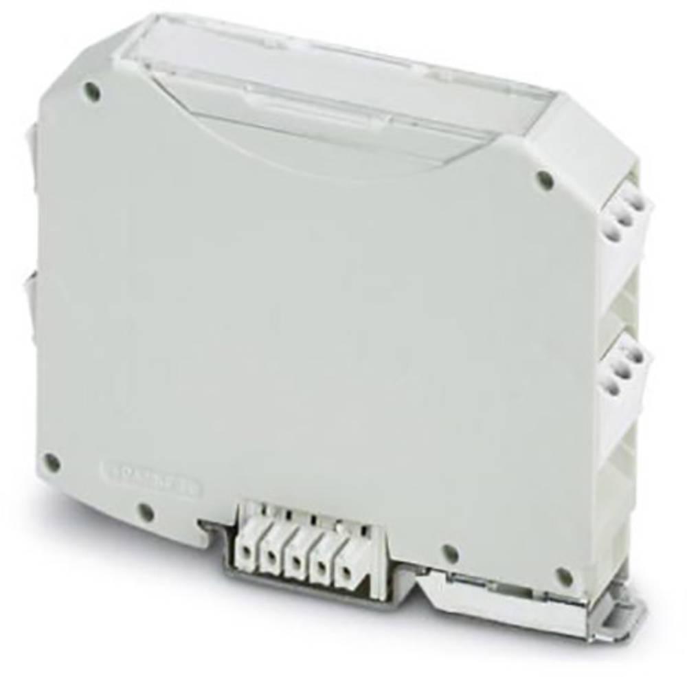DIN-skinnekabinet Phoenix Contact ME MAX 17,5 SF G 2-2 KMGY Plast 10 stk