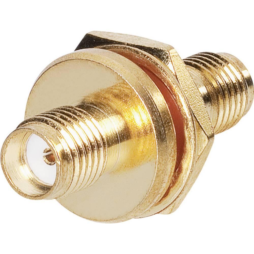 SMA-adapter SMA-vtičnica - SMA-vtičnica BKL Electronic 0409093 1 kos