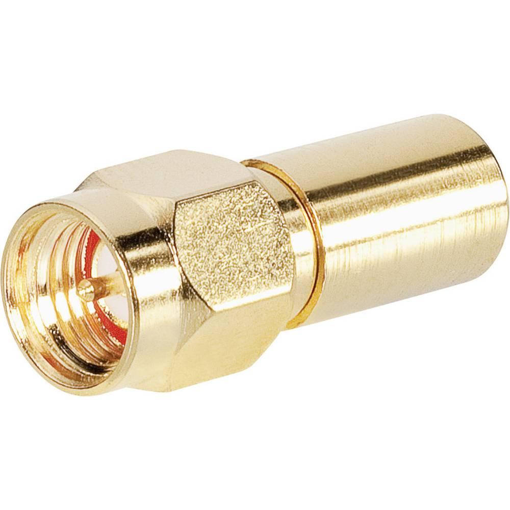 Afslutningsmodstand BKL Electronic 0409055 Sølv 1 stk
