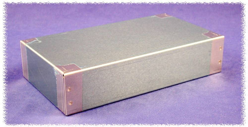 Universalkabinet 102 x 102 x 51 Aluminium Natur Hammond Electronics 1444-6 1 stk