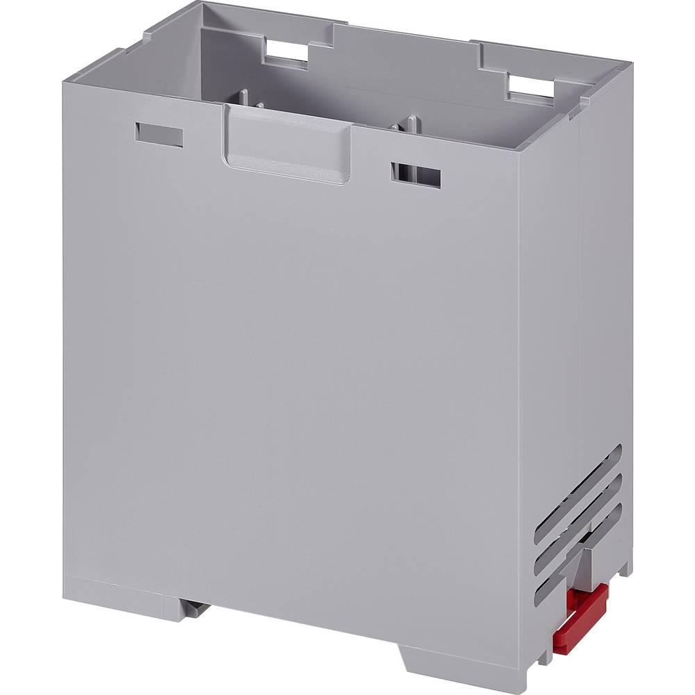 Kabinet-komponent Plast Phoenix Contact EG 45-GL/ABS GY 10 stk