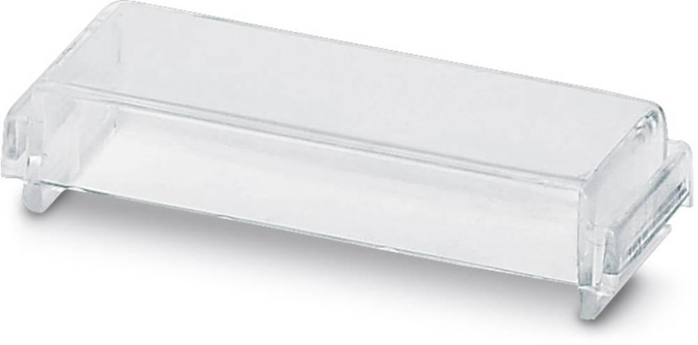 DIN-skinnekabinet dæksel Phoenix Contact EMG 17-H 7,5MM KLAR 17 x 7.5 10 stk