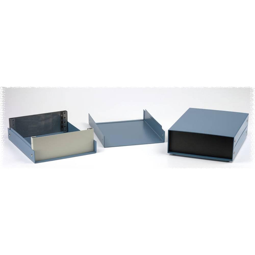 Instrumentkabinet 254 x 203 x 76.2 Aluminium Blå Hammond Electronics 1458E3B 1 stk