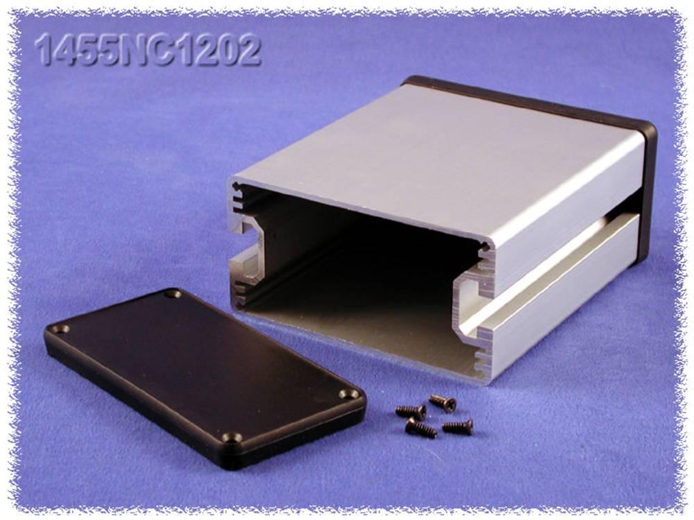 Universalkabinet 160 x 103 x 53 Aluminium Natur Hammond Electronics 1455NC1602 1 stk
