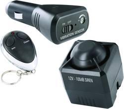 Univerzalna avtomobilska alarmna naprava Elro vklj. daljinski upravljalnik, notranji nadzor, senzor vibracij