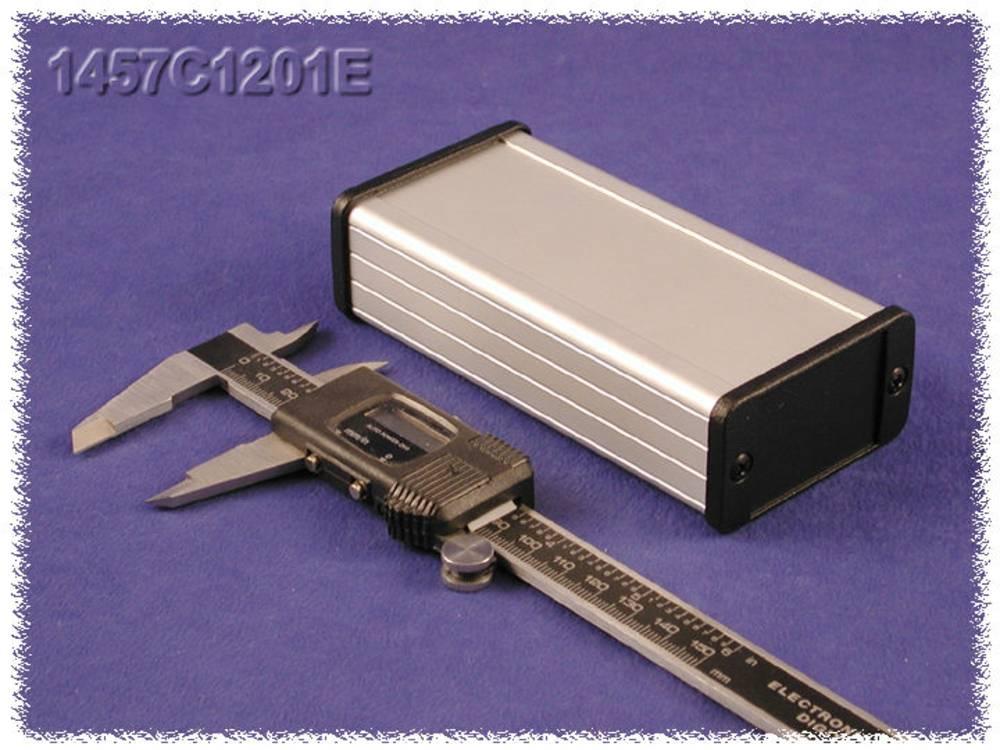 Universalkabinet 120 x 59 x 31 Aluminium Natur Hammond Electronics 1457C1202E 1 stk