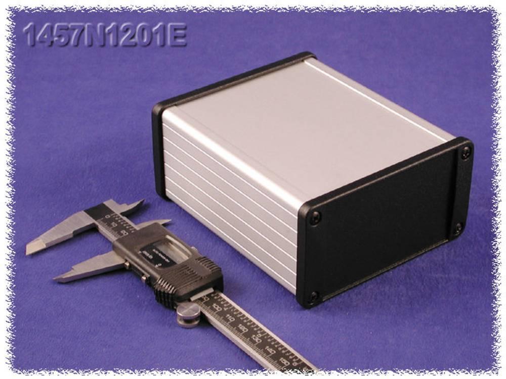 Universalkabinet 120 x 104 x 55 Aluminium Natur Hammond Electronics 1457N1202E 1 stk